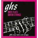 GHS - Brite Flats 710 ground Roundwound 10-46 light muta per chitarra elettrica
