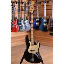 Fender American ULTRA Jazz Bass Maple Neck Texas Tea