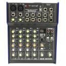 Extreme MX802DU mixer con USB ed effetti | Mixer Extreme