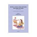 Edizioni musicali ALBUM MUSICA ANTICA X CH.VL.1 RINASCIM. -MK17581-