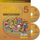 Spaccazocchi M. Noi e la Musica vol. 5 (per l¿Insegnante)