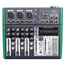 ZZIPP ZZMXE5B Mixer 5 canali con lettore MP3 DSP e Bluetooth