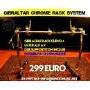 GIBRALTAR RACK FRONTALE + LATERALE A V! USATO IN GARANZIA UFFICIALE ITALIANA!