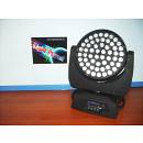 TESTA MOBILE A LED 56X10W RGBW 4IN1 FULL COLOR+ZOOM LIGHTPLANET LP5610SUPERLED