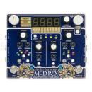 Electro Harmonix Mod Rex - Effetto Modulatore Poliritmico A Pedale Per Chitarra E Basso