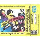 The Rolling Stones in Italy - Torino Luglio 1982 (biglietti da collezione)