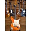 Fender Custom Shop Stratocaster Heavy Relic '59 NAMM 2017 Limited Edition Aged Tangerine Orange