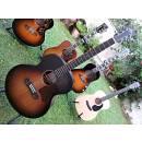 SIGMA GJM-SGE, chitarra acustica elettrificata.