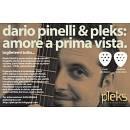 """PLEKS - PLETTRI PROFESSIONALI FATTI A MANO - PLEKS """"PINELLI"""""""
