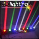 Barre moving LED 8X12W RGBW ottiche BEAM pixel fx gabbia di luce multifascio
