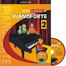 PERINI LANFRANCONI PERCORSI DI PIANOFORTE VOL. 2 CON CD METODO LIBRO