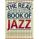 AA. VV.: THE REAL BOOK OF JAZZ - OVER 190 GREAT JAZZ STANDARDS WISE PUBLICATIONS AA. VV.
