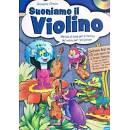 SUONIAMO IL VIOLINO METODO CON CD - LIBRO di ORSINI GIOVANNI