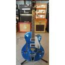 Gretsch G5420T Electromatic Hollowbody Bigsby Fairlane Blue (corde e plettri in omaggio)