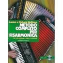 GALLIANO L. E R.: METODO COMPLETO PER FISARMONICA CON DITEGGIATURA A PIANO E A BOTTONI CON CD CURCI