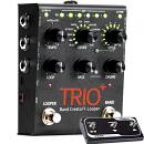 Digitech Trio+ Band Creator/Looper Bundle + Digitech FS3X