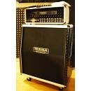 Mesa Boogie Testata+Cassa: Dual Rectifier +  4x12. Custom White Bronco Black.