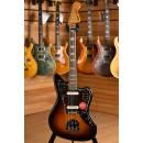 Squier ( by Fender ) Classic Vibe '70s Jaguar Laurel Fingerboard 3 Tone Sunburst