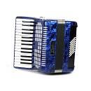 Muses 2014BL - fisarmonica 48 bassi - colore blu