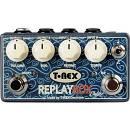 T Rex REPLAY BOX - pedale delay stereo con tap tempo