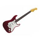 FENDER Stratocaster MN Candy Apple Red
