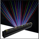 nuove barre mobili laser RGB 8 puntatori IN OFFERTA