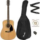 Fender FA-115 Dreadnought Pack Nat V2 WN
