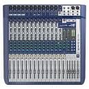 Soundcraft SIGNATURE 16 Mixer 16 canali con Effetti Lexicon Limiter Dbx B-stock