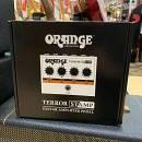 Orange Terror Stamp Testata 20 Watt a pedale 2 canali