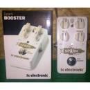 TC ELECTRONIC Spark Booster. EX DEMO SPEDITO GRATIS