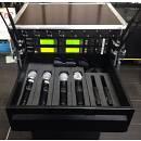 Shure UHF UR4D R9Band