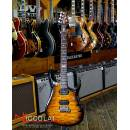 Music Man JP6 BFR (Ball Family Reserve) tobacco burst, quilted top (2008) - USATA