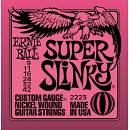 Ernie Ball SUPER SLINKY 9-42 per CHITARRA ELETTRICA