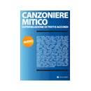 Edizioni musicali ALBUM CANZONIERE MITICO -MB25-