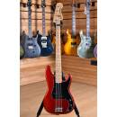 Fender American Special Precision Bass Maple Neck Candy Apple Red