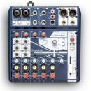Mixer Soundcraft Notepad8FX