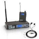 LD SYSTEM MEI 100 G2 B5 SISTEMA WIRELESS IN EAR MONITOR UHF 584 – 607 MHZ
