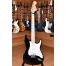 Squier (by Fender) Affinity Stratocaster Black Maple Neck