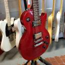 GIBSON - LES PAUL STUDIO CHERRY RED + SKB HARDCASE 1998 ..