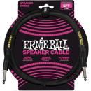 Ernie Ball - 6072 Cavo Speaker Black 1,8 m spedizione inclusa