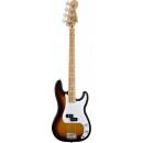 FENDER PRECISION BASS STANDARD MN BROWN SUNBURST