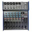 EXTREME MX1204XDU MIXER 6 CANALI COMPATTO PER LIVE PHANTOM POWER +48V MAIN OUT XLR + EFFETTI DSP + U