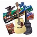 ASHTON D25 chitarra acustica e accessori