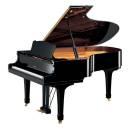 YAMAHA PIANOFORTE A CODA C5M NERO LUCIDO + PANCHETTA