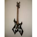 B.C.RICH - Warlock Guitar Kerry King Black Chitarra elettrica