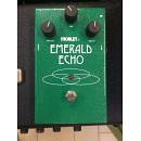 Morley Emerald Echo Delay analog analogico new old stock