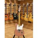 Fender Custom Shop Winter NAMM20 Limited Edition Telecaster '63 Relic Maple Neck Aged Champagne Spar