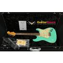 Fender Custom Shop Limited Edition Namm Stratocaster 64 Relic Seafoam Green 2016