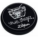 ZILDJIAN P1204 TRAVIS BARKER PRACTICE PAD 6