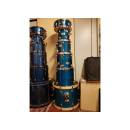 MAPEX - SERIES M BLUE - MAPLE BATTERIA COMPLETA + ASTE ..